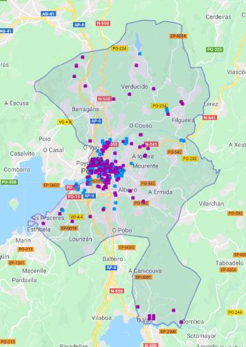 Gestión de apartamentos turísticos en Pontevedra
